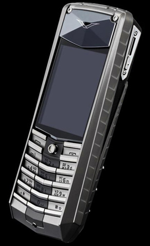 копия vertu ascent 2010 black russian РОСТЕСТ