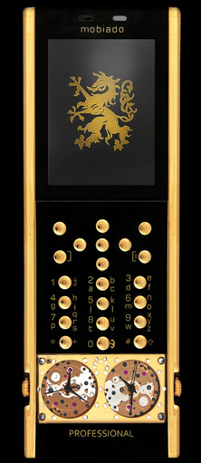 копия Mobiado Professional 105 GMT Gold