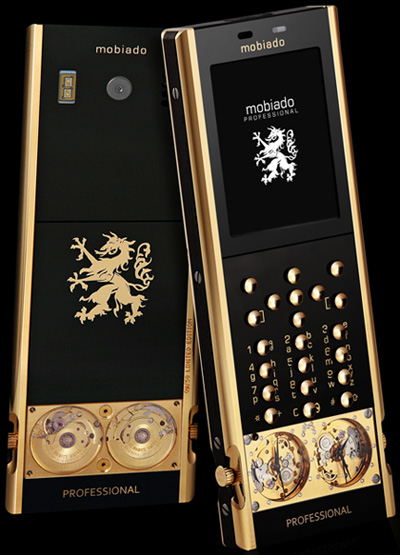 копия Mobiado Professional 105 GMT Gold Discovery