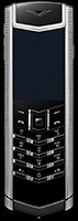 копия vertu signature s design clous de paris steel