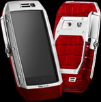 Копия Tag Heuer Link phone Elegance Red