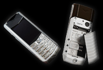 Копия Vertu Ascent 2010 Aluminium Brown