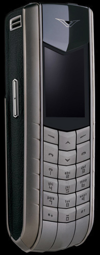 Копия Vertu Ascent Black