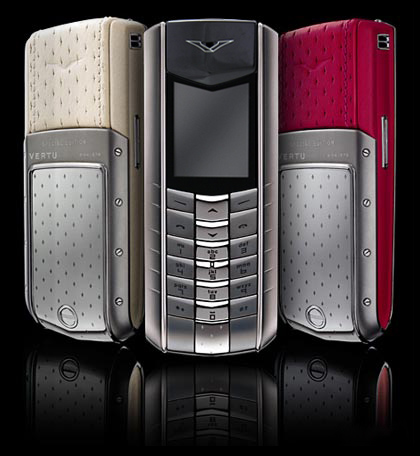 Копия Vertu Ascent Summer Colours