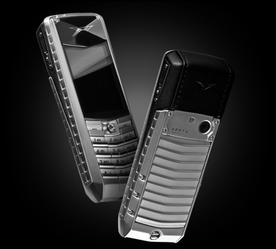 Копия Vertu Ascent 2010 Black