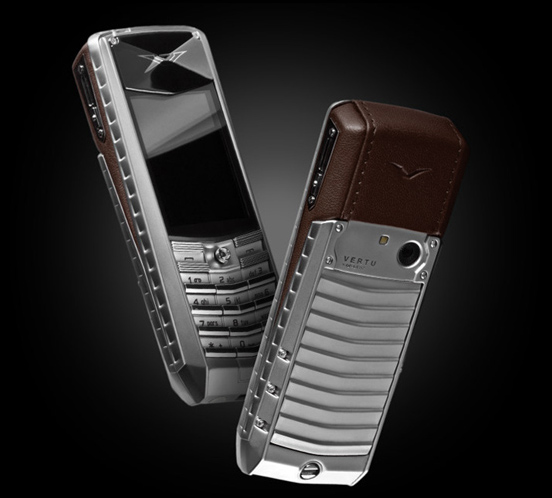 Копия Vertu Ascent 2010 Brown