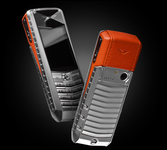 Копия Vertu Ascent 2010 Orange