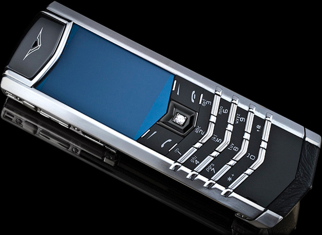 копия vertu signature s design one diamond